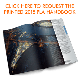 Please click here to request a hard copy of the 2015 PLA Handbook