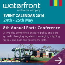 Waterfront 8th Annual: UK Ports Conference 2016
