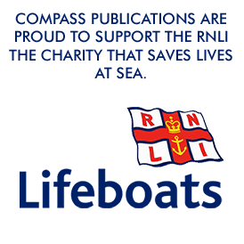 Compass Publications are proud to support the RNLI