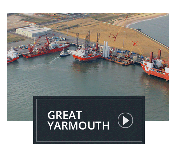 Great Yarmouth-UK Ports featured port