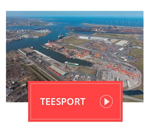Teesport-UK Ports featured port