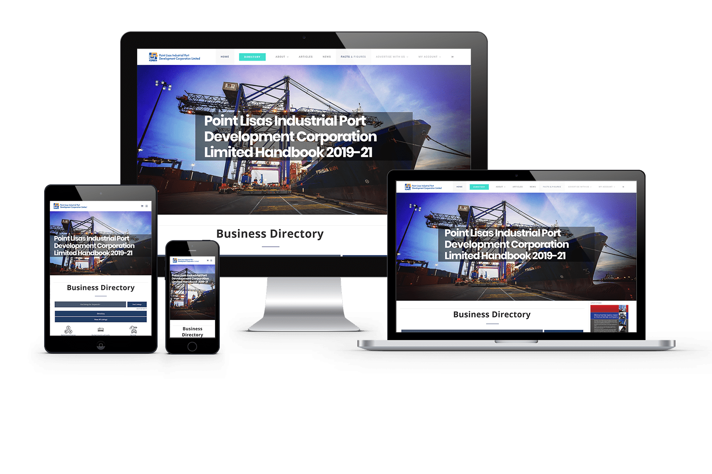 port, pointlisas,device,responsive,webdesign